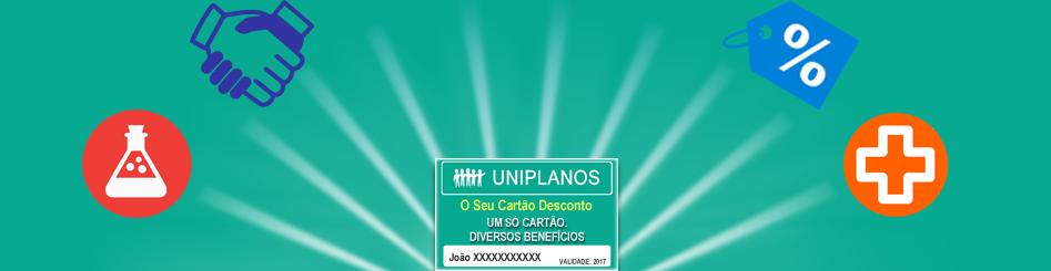cartão descontos uniplanos em uruguaiana