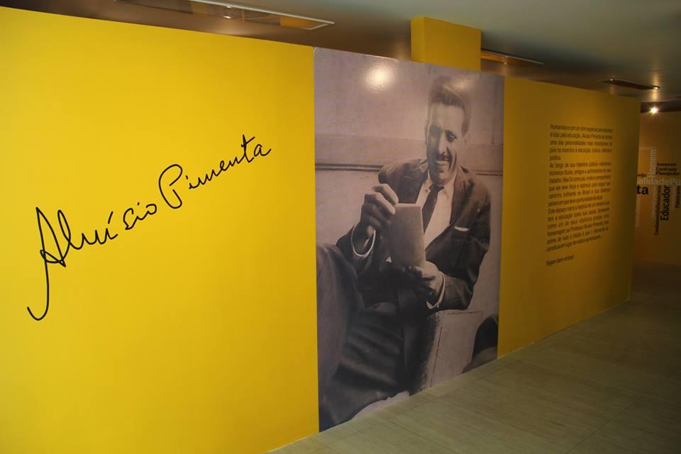 Projeto Expográfico Memorial Professor Aluísio Pimenta - Belo Horizonte - MG