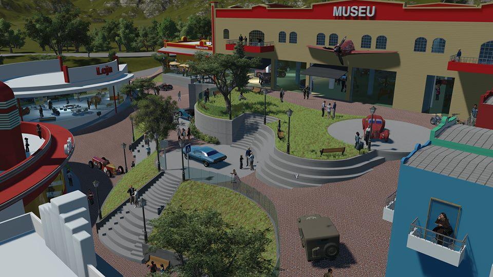 Consultoria Museológica para Criação do MOVA Cultural - Nova Lima - MG