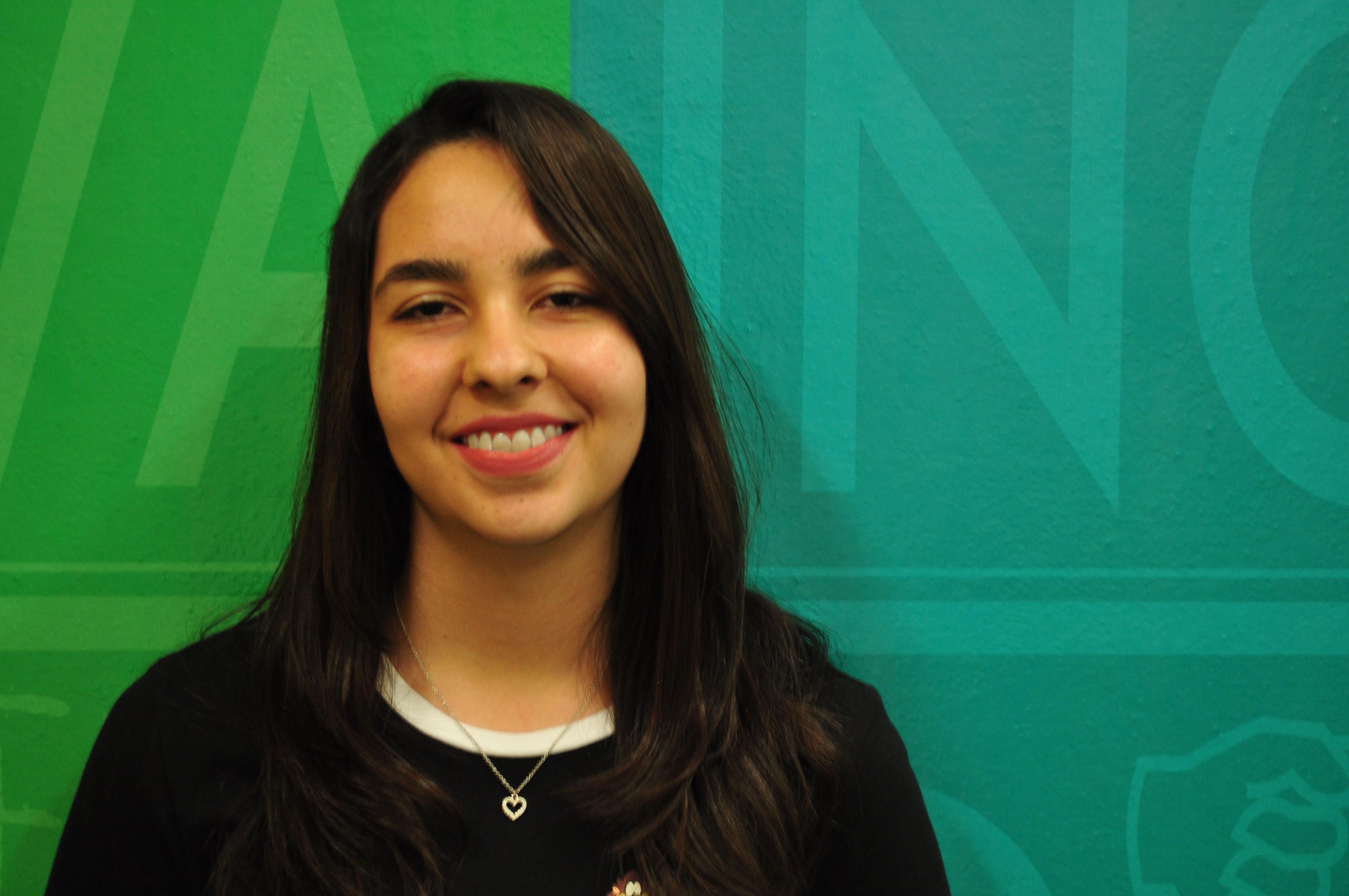 Brenda Luciano, HS Tecnologia
