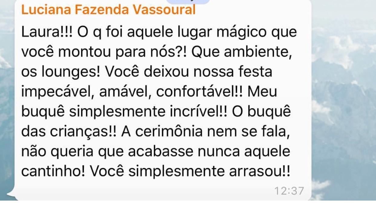 Luciana 27 05 18