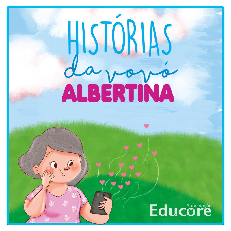 Livro Histórias da Vovó Albertina - Cléa Prado
